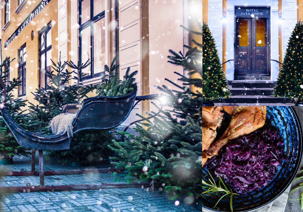 Julefrokost og juletræsfest